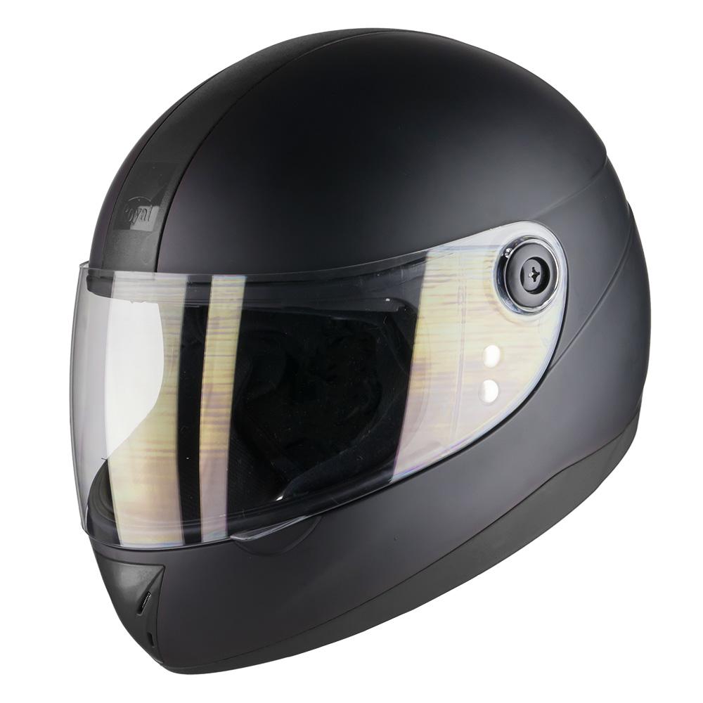 Royal M02 đen mờ
